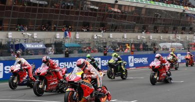 2020 MotoGP French Grand Prix session timings and preview - MotoGP