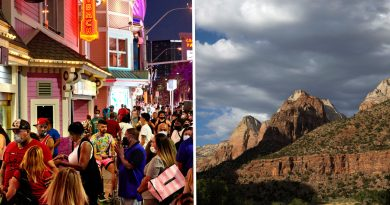 Sizing Up the Rural-Urban Travel Divide: Who's Up and Who's Down