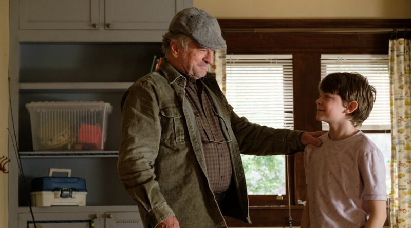 'The War With Grandpa' Review: Robert De Niro Gets Juvenile