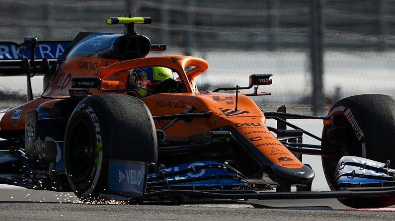 "McLaren: F1 car wind sensitivity issue ""sucks"" - F1"