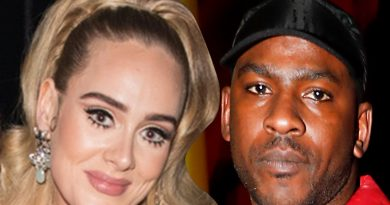 Adele Dating British Rapper Skepta