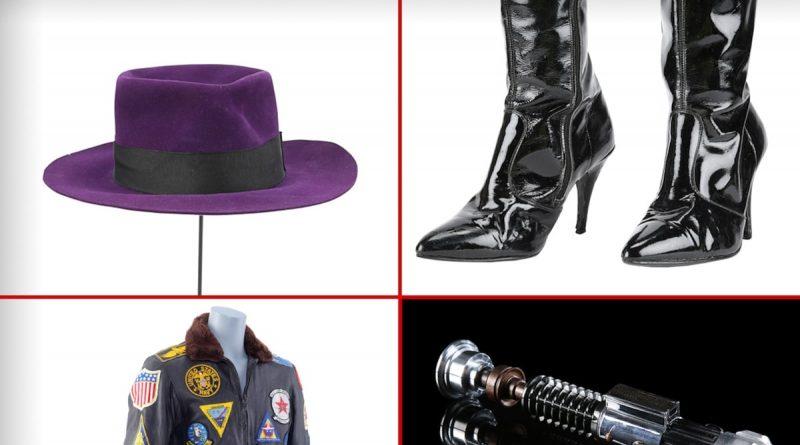 Joker's Fedora from 'Batman,' 'Star Wars' Lightsaber & More in $5.6 Mil Auction