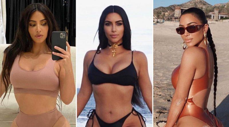 40 Birthday Hot Shots Of Kim Kardashian