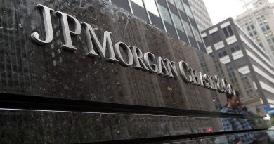 JPMorgan creates blockchain unit, says the technology nears profits