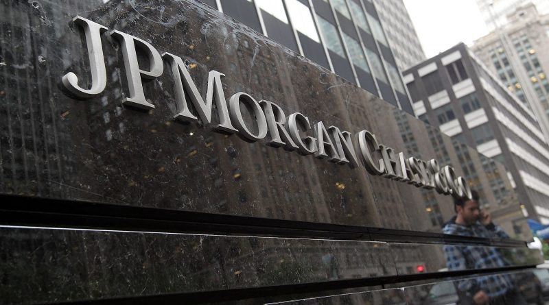 JPMorgan creates blockchain unit, says the technology nears profits