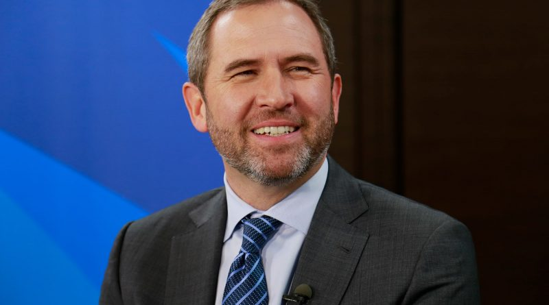 Ripple CEO Brad Garlinghouse on Coinbase's 'apolitical culture'
