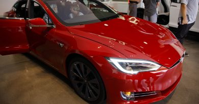 Elon Musk cuts Tesla Model S price twice in one week
