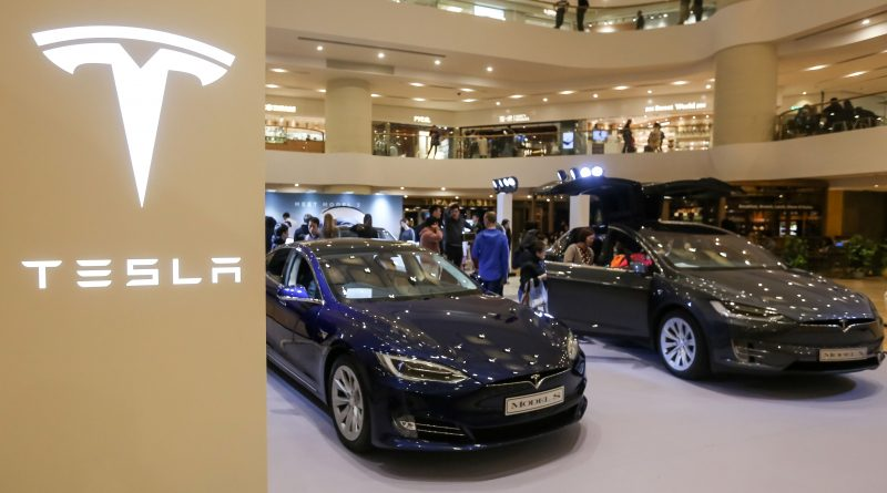 Tesla recalls Model S/X cars in China over faulty suspension