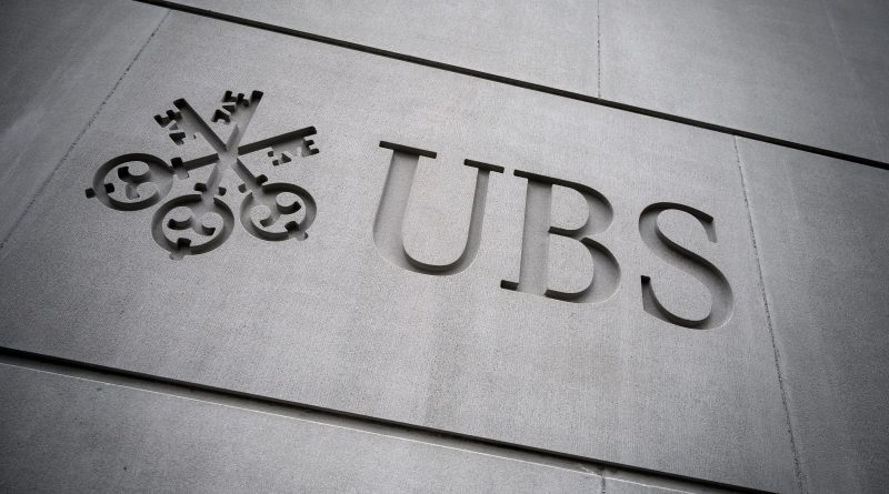 UBS earnings: q3 2020