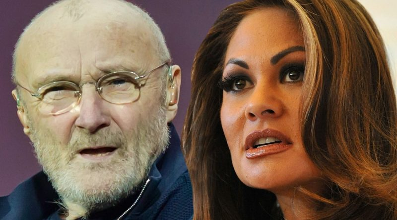 Phil Collins Booting Ex-Wife Out of Home After Alleged Secret Wedding