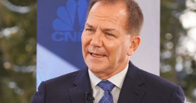 Bitcoin rally is still only in 'first inning,' says Paul Tudor Jones