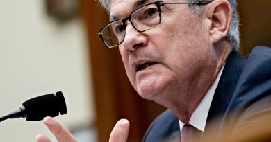 Powell pledges the Fed's economic aid 'for as long as it takes'
