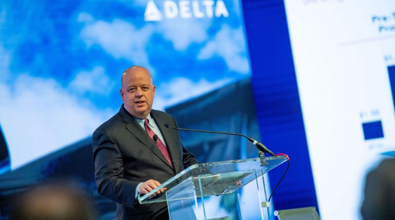 General Motors taps Delta's Paul Jacobson to fill CFO job