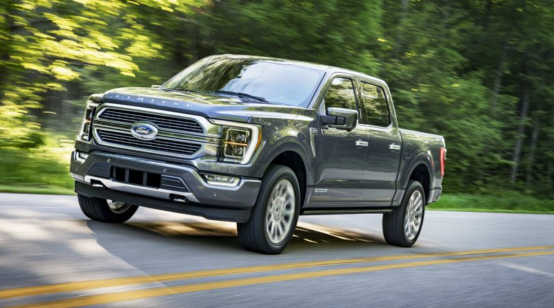 Ford's 3Q vehicle sales outperform industry as demand recovers from coronavirus lockdowns