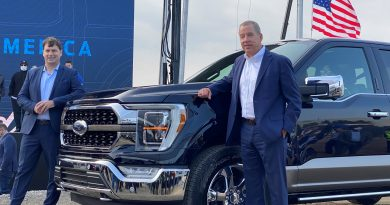 New Ford CEO Farley announces restructuring and executive shakeup