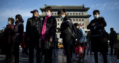 Chinese consumers spend big during the Golden Week holidays