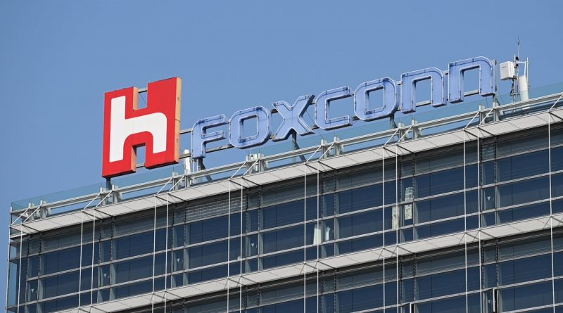Foxconn wants to become the Android for electric cars