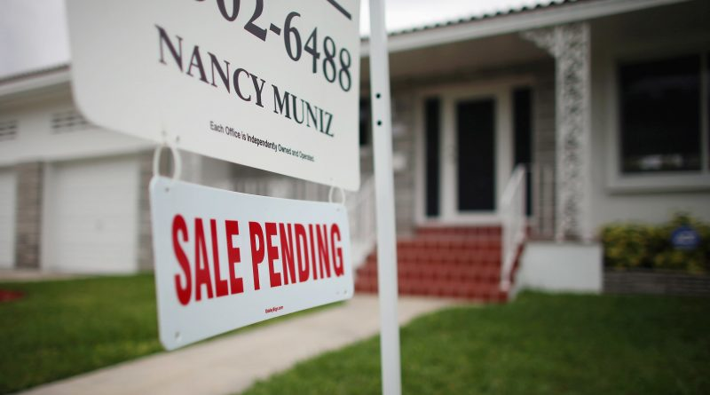 Surprise drop in September home sales as buyers get priced out