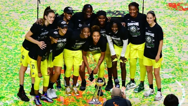 Storm sweep Aces to clinch 2nd WNBA title in 3 seasons