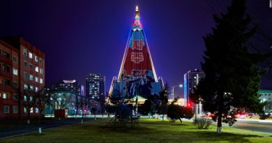 Hotels of Pyongyang: New book takes readers inside North Korean capital's colorful accommodations