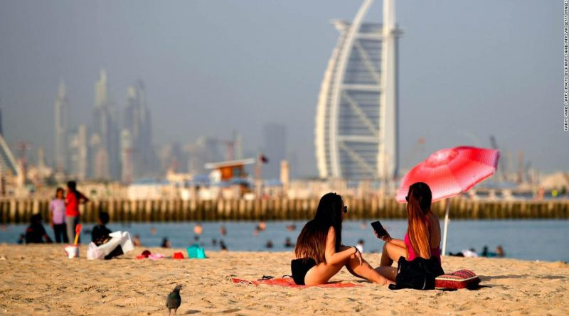 Israelis can now travel to Dubai. The Persian Gulf will never be the same