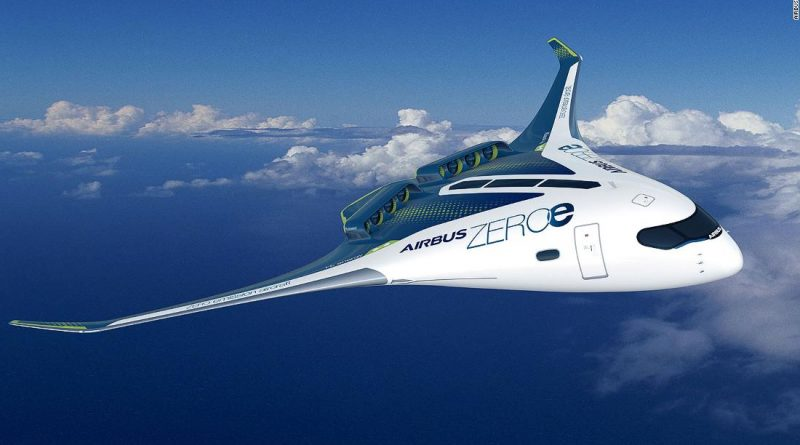 ZEROe: Will Airbus's zero-carbon airplane take off?
