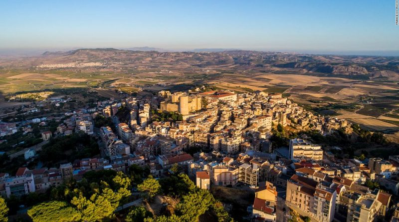 Italian town of Salemi on Sicily sells houses starting at €1