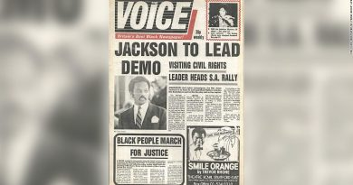 The Voice: A newspaper that gave Black Britain a megaphone