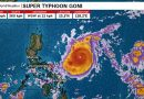 Philippines typhoon: Evacuation ordered as Goni, the world's strongest storm of 2020, approaches