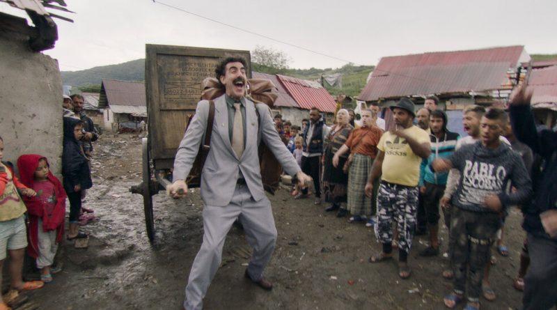 The 'Borat' Sequel's 3 Wildest Scenes: Here's What Happens