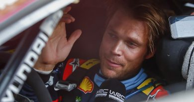 Ex-WRC driver Mikkelsen gets first 2020 rally outing in ERC - WRC