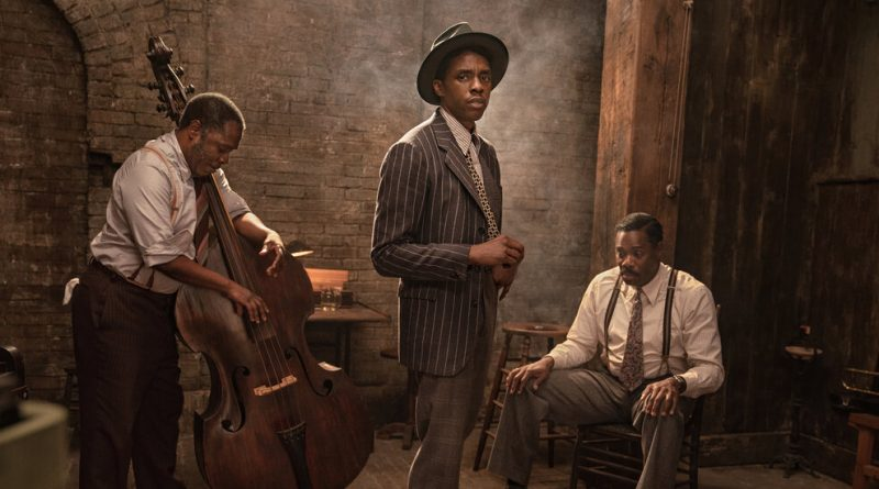 Chadwick Boseman's Last Performance: A First Look at 'Ma Rainey's Black Bottom'