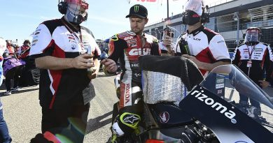 "Crutchlow ""very close"" to MotoGP pitlane start at Aragon GP - MotoGP"