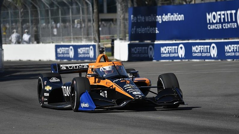 Chip Ganassi driver Rosenqvist seals Arrow McLaren SP IndyCar move for 2021 - IndyCar