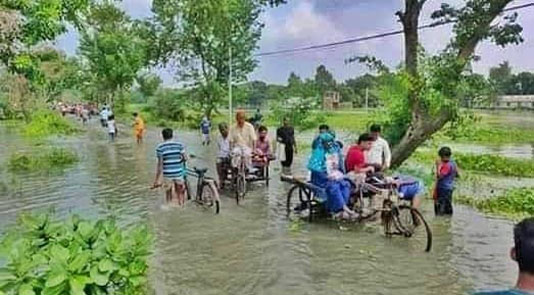 Flood situation in Ganges basin worsens further