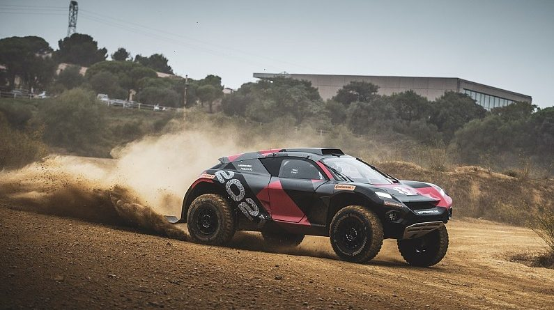 WRC champion Loeb among drivers in Extreme E test session - Formula E