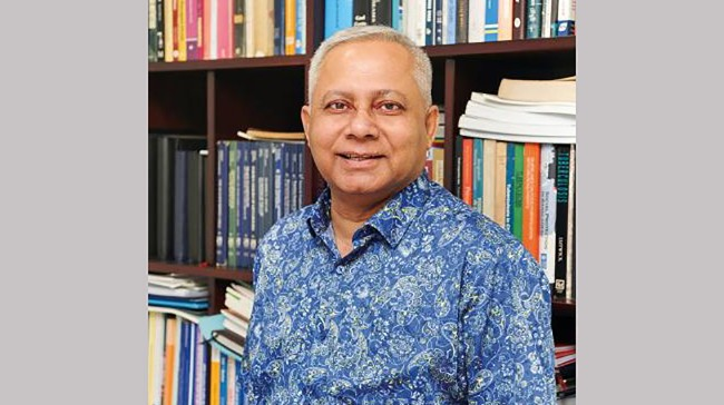 Dr Tahmeed Ahmed 1st Bangladeshi to be appointed executive director of icddr'b