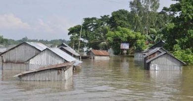 Flood situation in Ganges basin remains steady