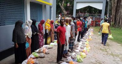 9.25 lakh flood-affected people get relief in Rajshahi division