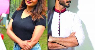 Shabnam Faria, Shariful Raj pair-up for web series 'Bilap' | The Asian Age Online, Bangladesh