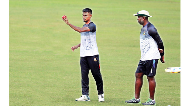 Mustafizur won't get  compensation from BCB