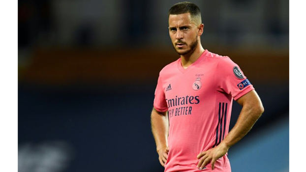 Hazard again sidelined  for Real Madrid after  fresh injury woes