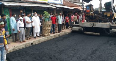 RCC implementing Tk 172.98cr road, drainage uplift project