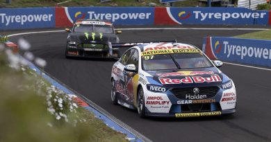Bathurst 1000 Supercars: Van Gisbergen takes thrilling maiden with Tander - Supercars