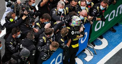 "Renault needs to make F1 team ""addicts to success"" after Eifel GP podium - F1"
