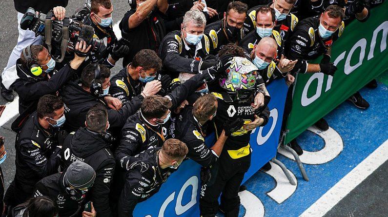 "Renault needs to make F1 team ""addicts to success"" after Eifel GP podium - F1"