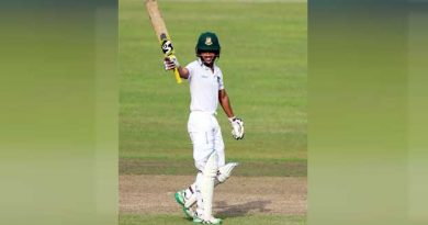Mominul hits ton in  intrasquad game