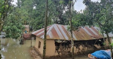 Flood situation in Ganges basin continues to remain steady