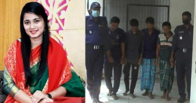 Four arrested over IU student Tinni's mysterious death – Countryside – observerbd.com