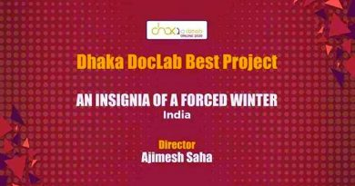 'An Insignia of a Forced Winter' wins Best Project award | The Asian Age Online, Bangladesh